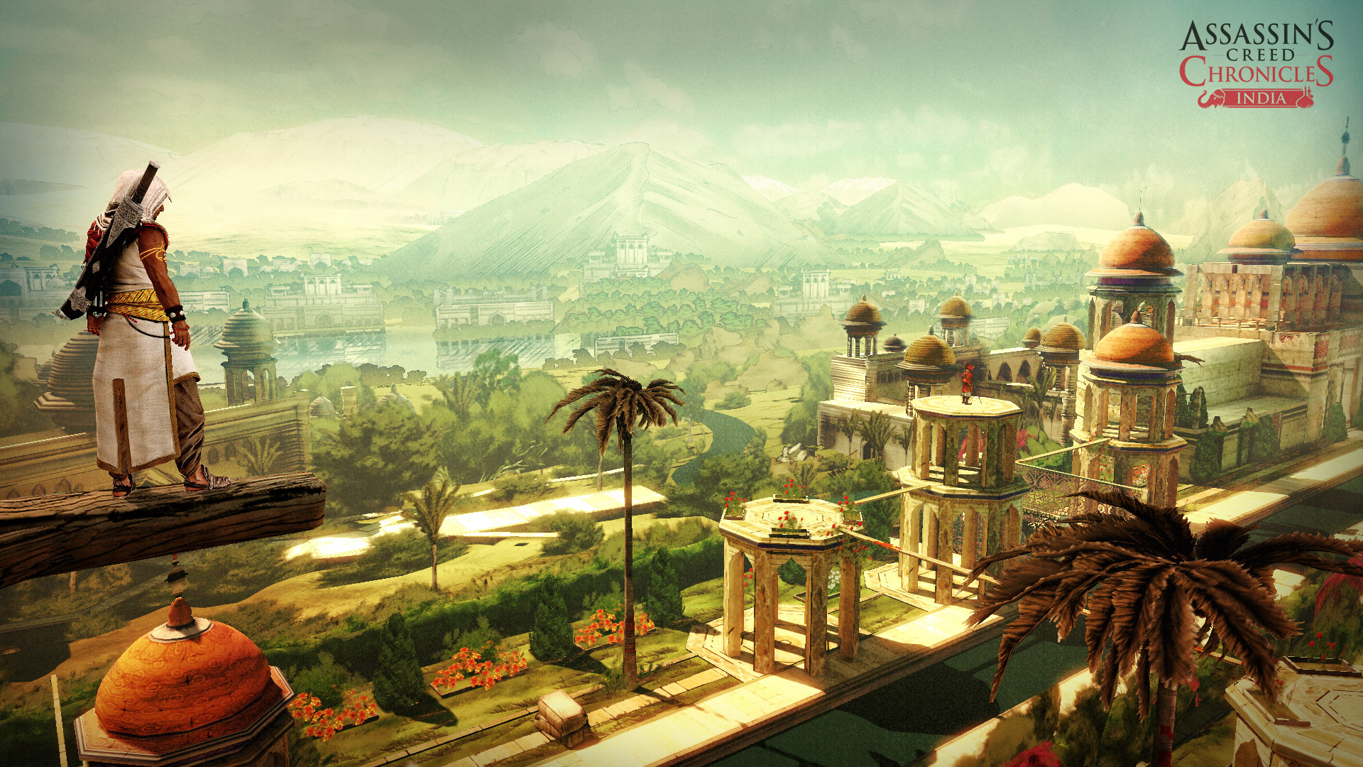 Assassin's Creed Chronicles Trilogy promo 2