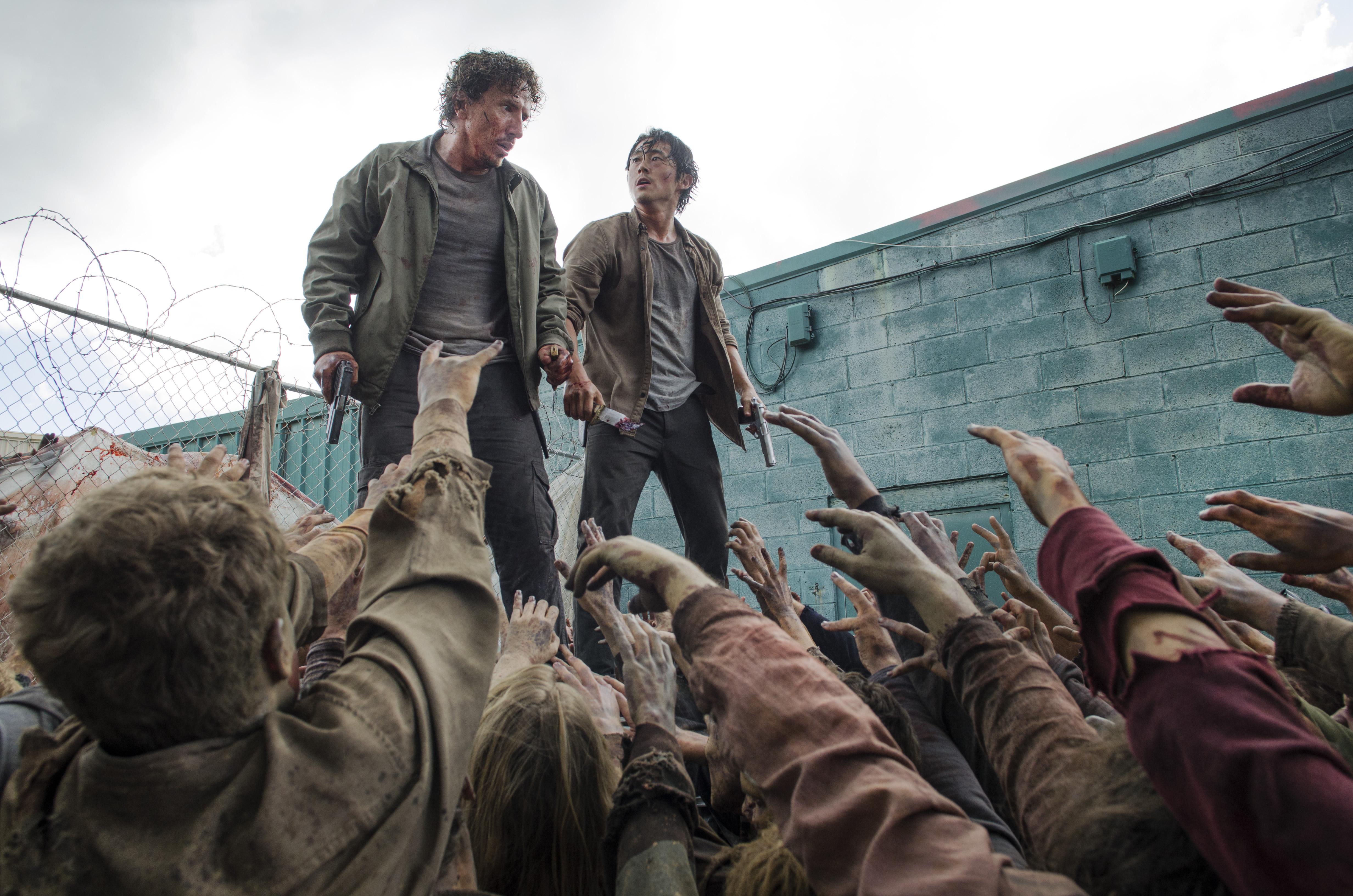 The Walking Dead 6 Season Continuation promo 1
