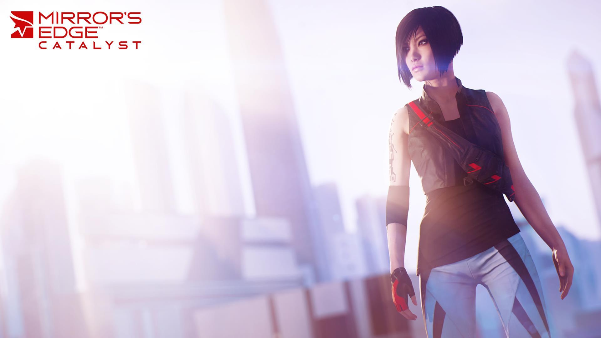 Mirror's Edge Catalyst promo 1