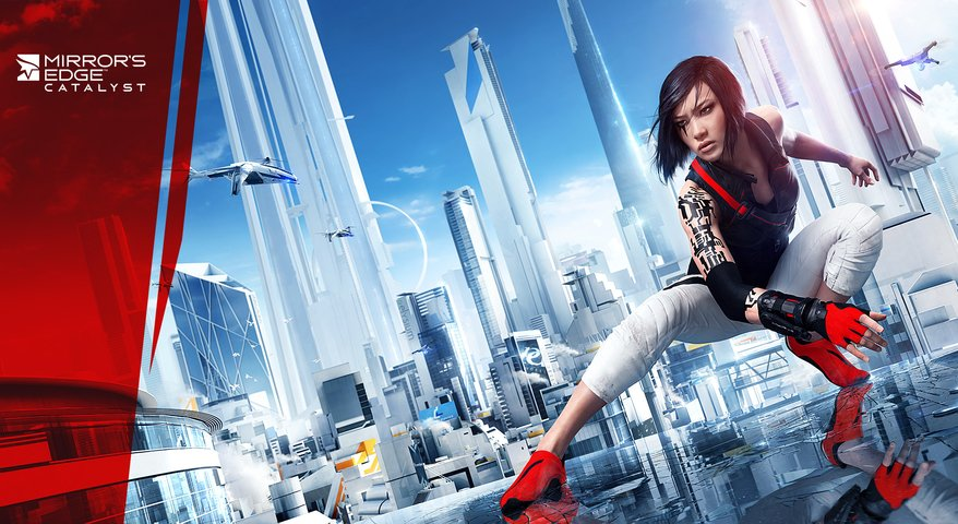 Mirror's Edge Catalyst promo 2