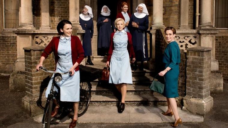Call The Midwife Season 5 promo 2