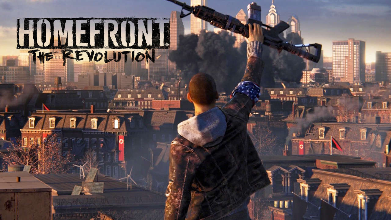 Homefront: The Revolution promo 1