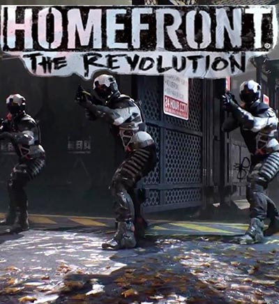Homefront: The Revolution Release Date