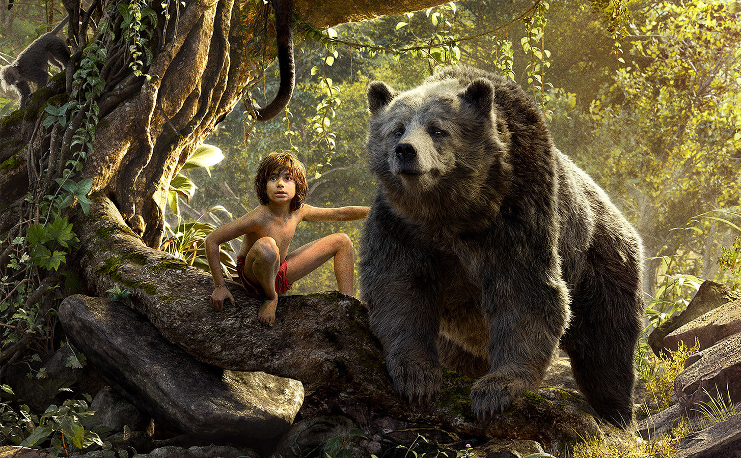 The Jungle Book Release Date