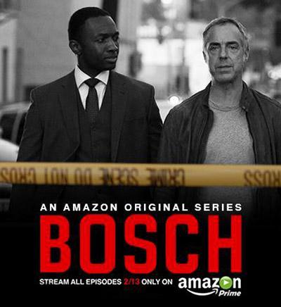 Bosch Season 2 Release Date