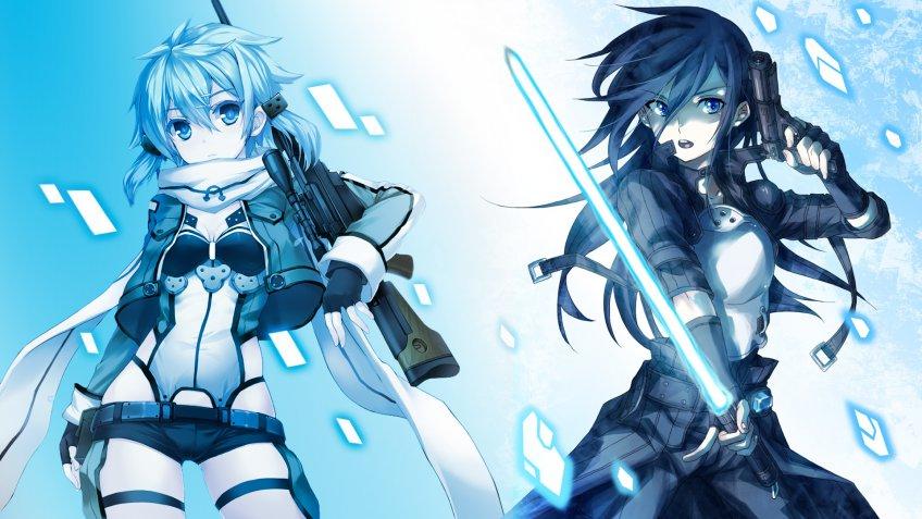 The Sword Art Online promo 1