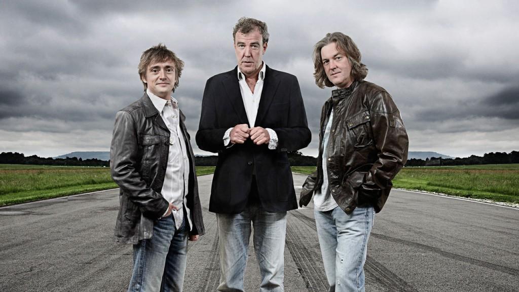 Top Gear promo 3