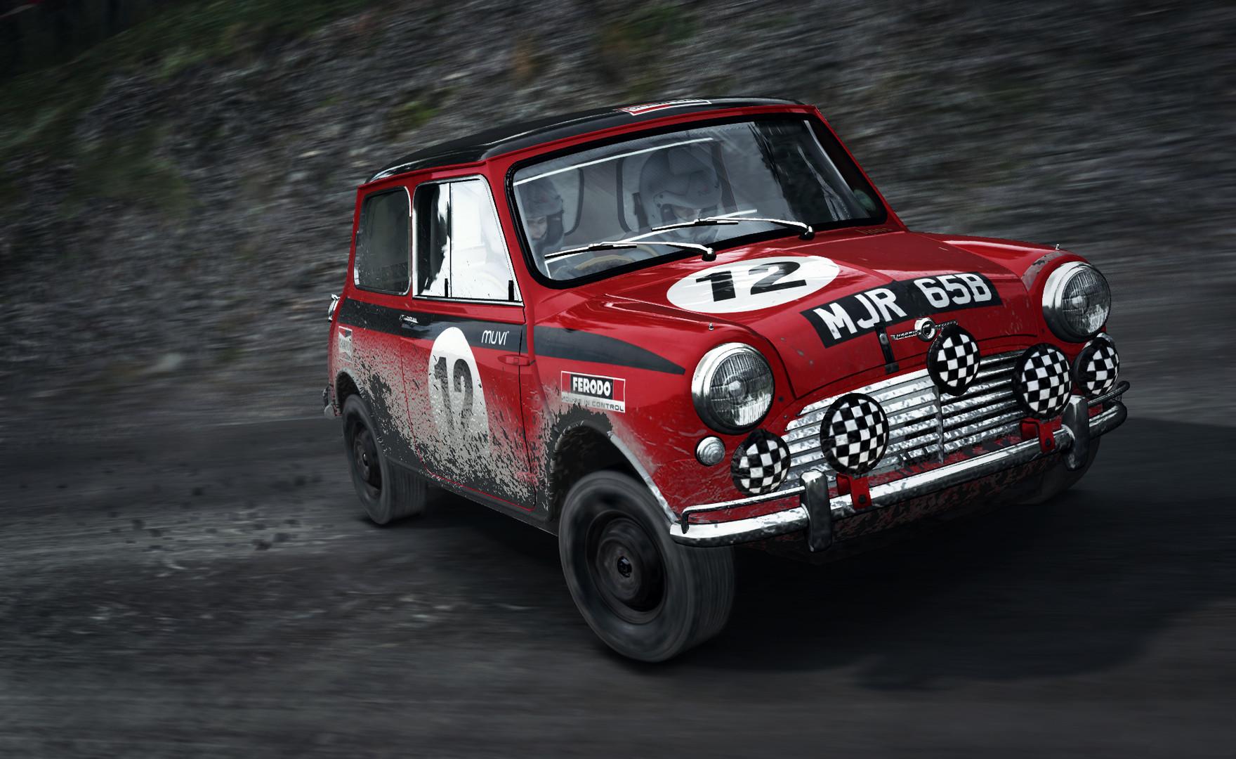 DiRT Rally promo 3