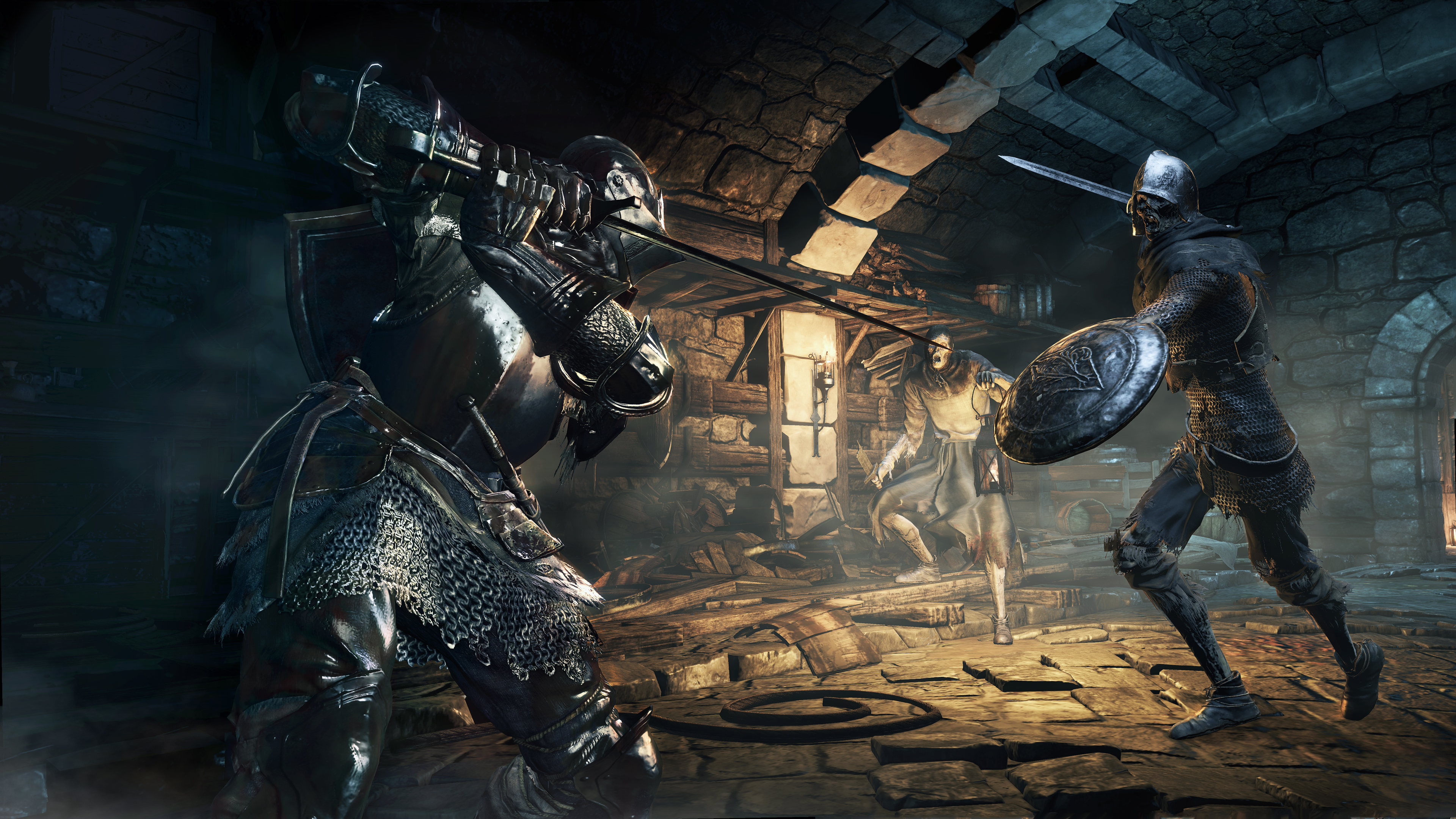 Dark Souls III promo 1