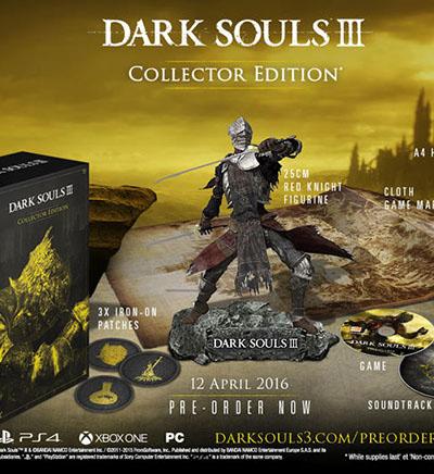 Dark Souls III Release Date