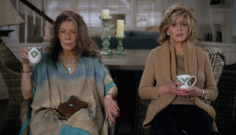 Grace and Frankie  promo 2