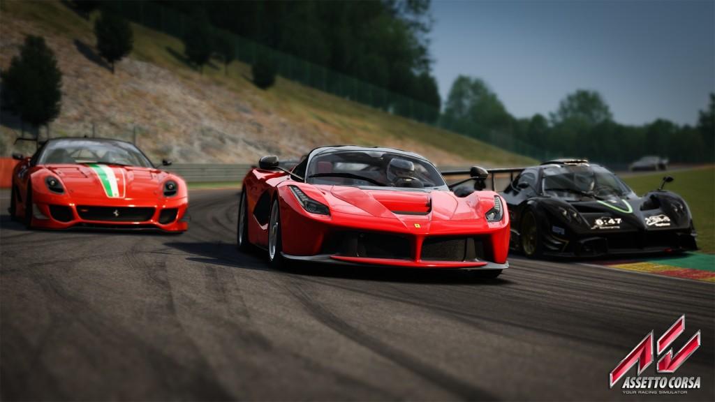 Assetto Corsa promo 1