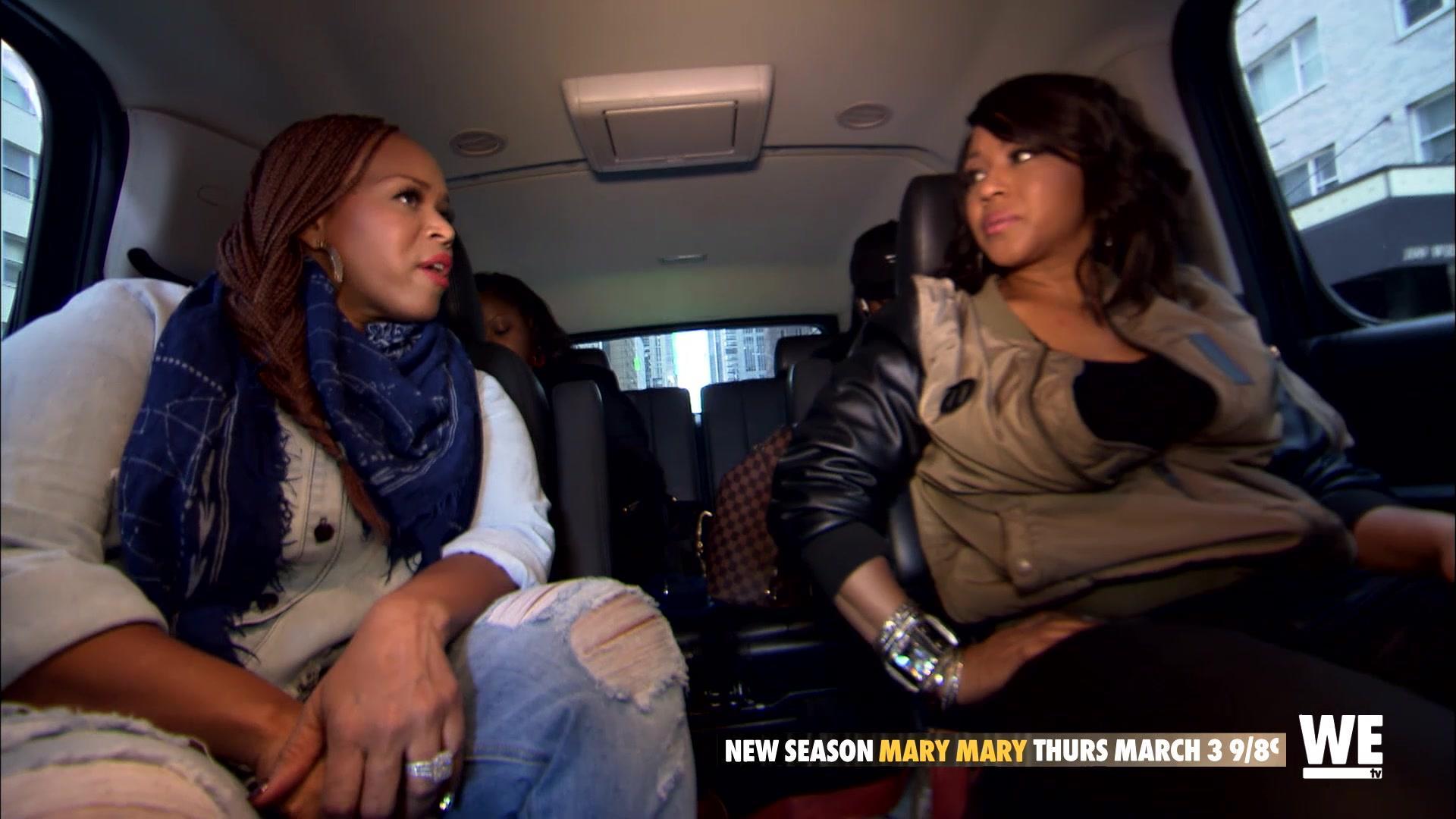 Mary Mary Season 5 promo 3