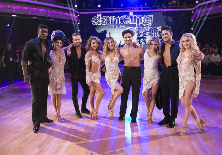 Dancing With the Stars promo 1