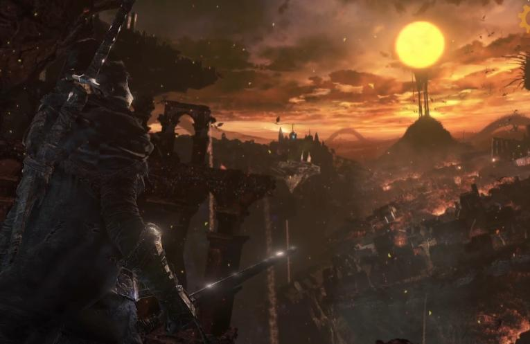Dark Souls III promo 2