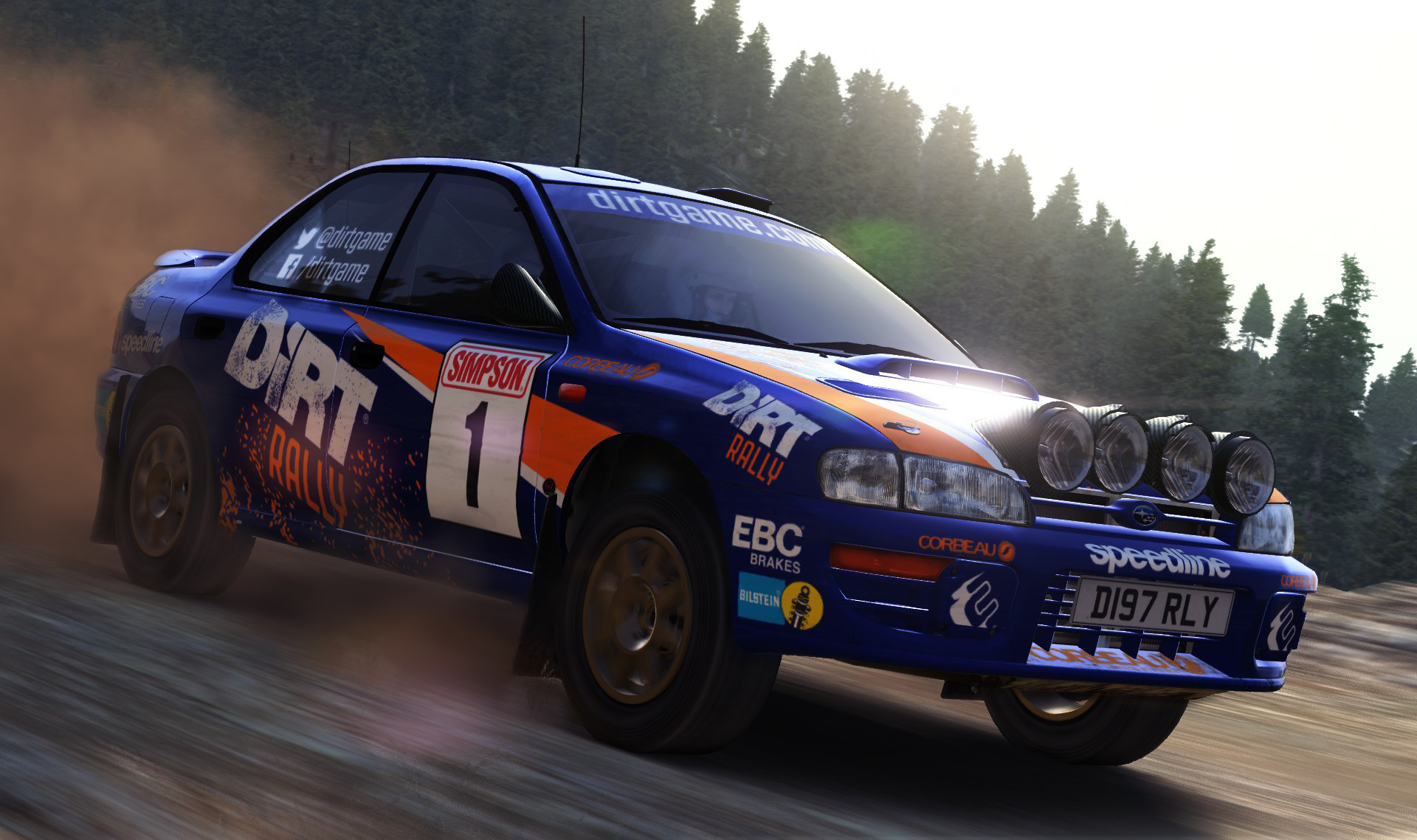 DiRT Rally promo 2