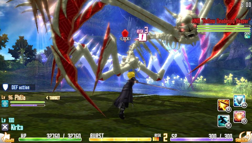 The Sword Art Online promo 2
