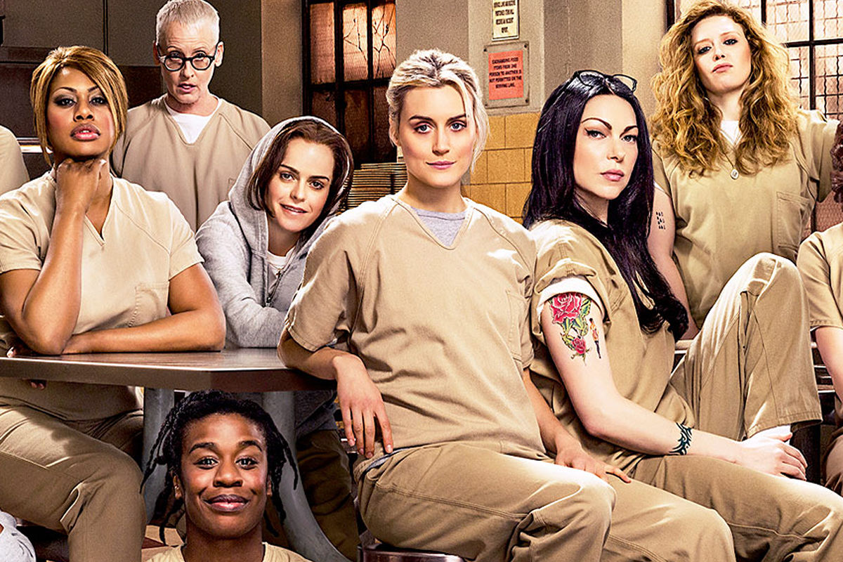 Orange is the New Black promo 1