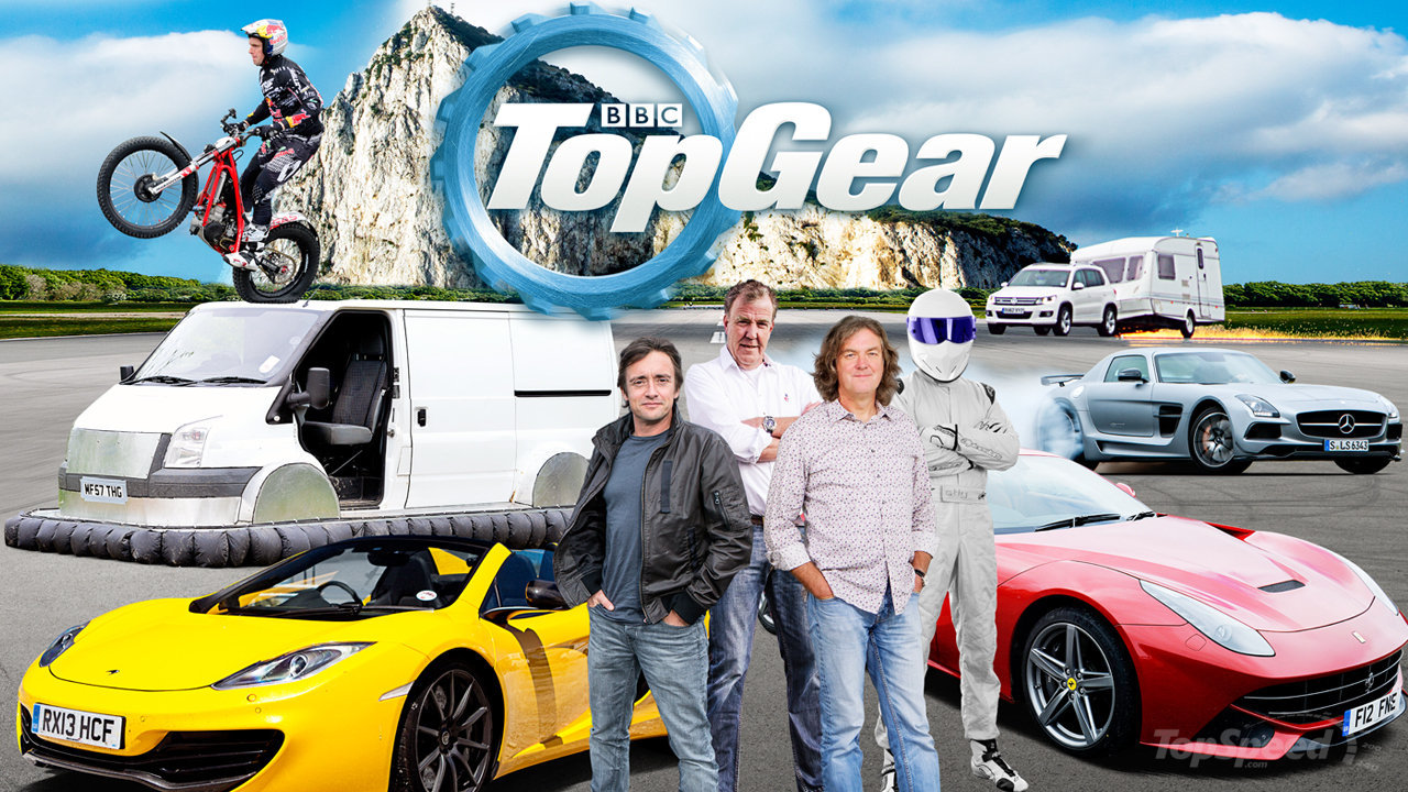 Top Gear promo 2