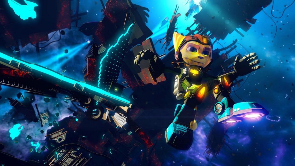 Ratchet & Clank promo 2