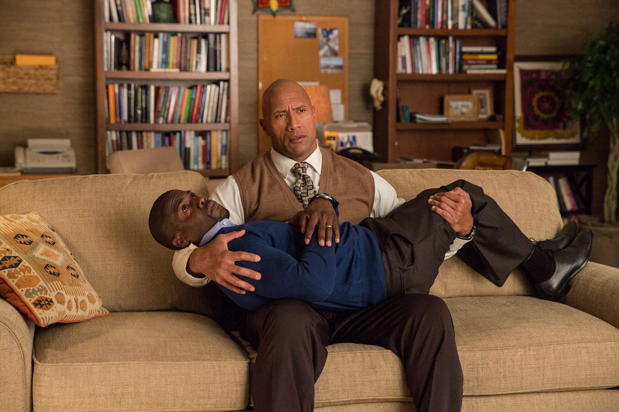 Central Intelligence Release Date