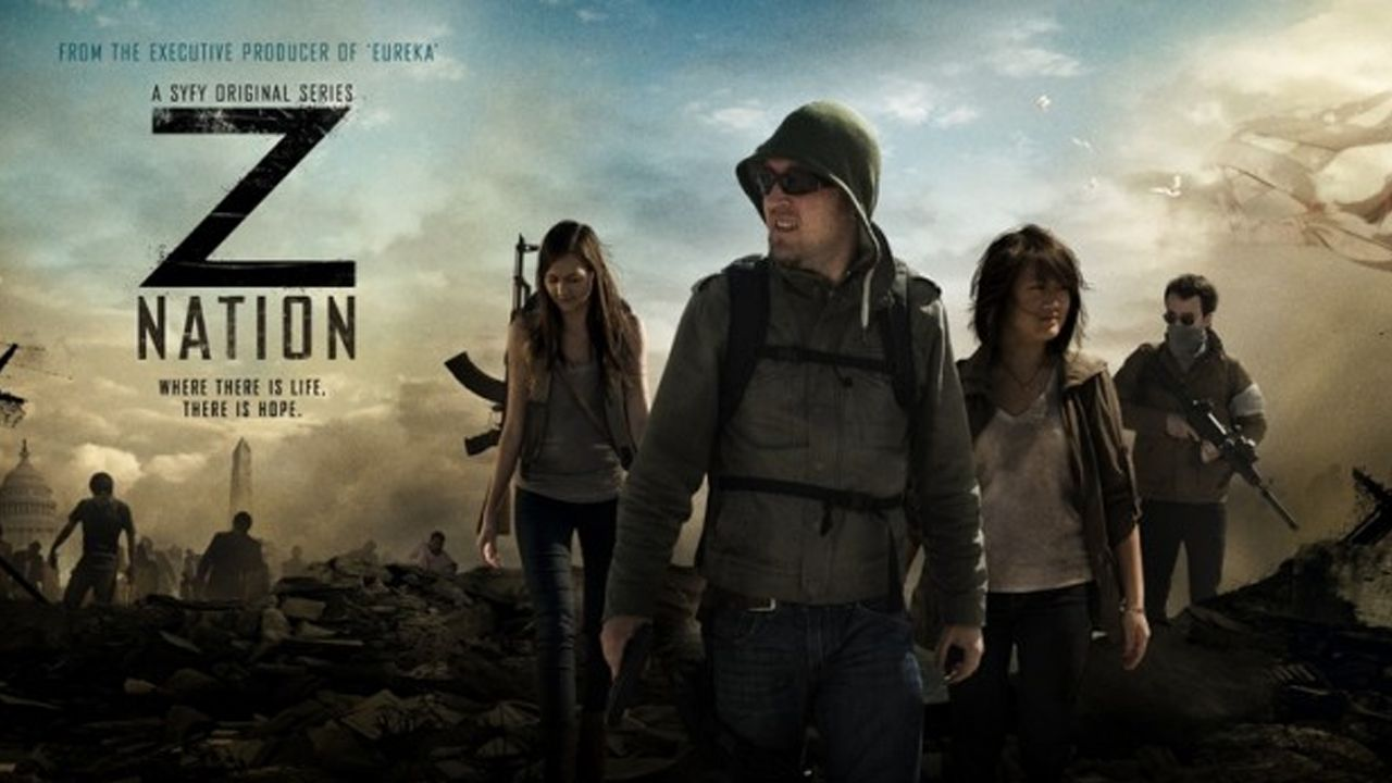 Z Nation Season 3 Release Date