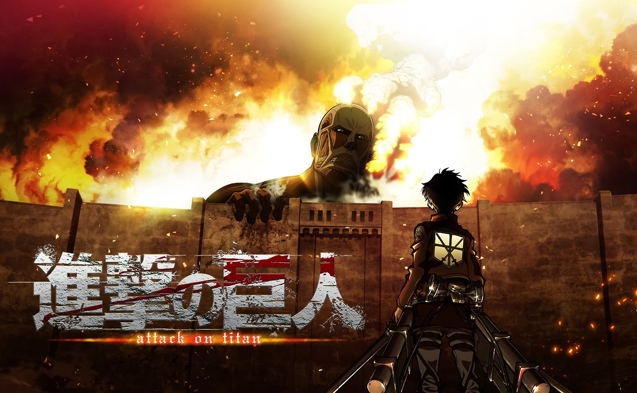 Attack on Titan Season 2 Promo 1