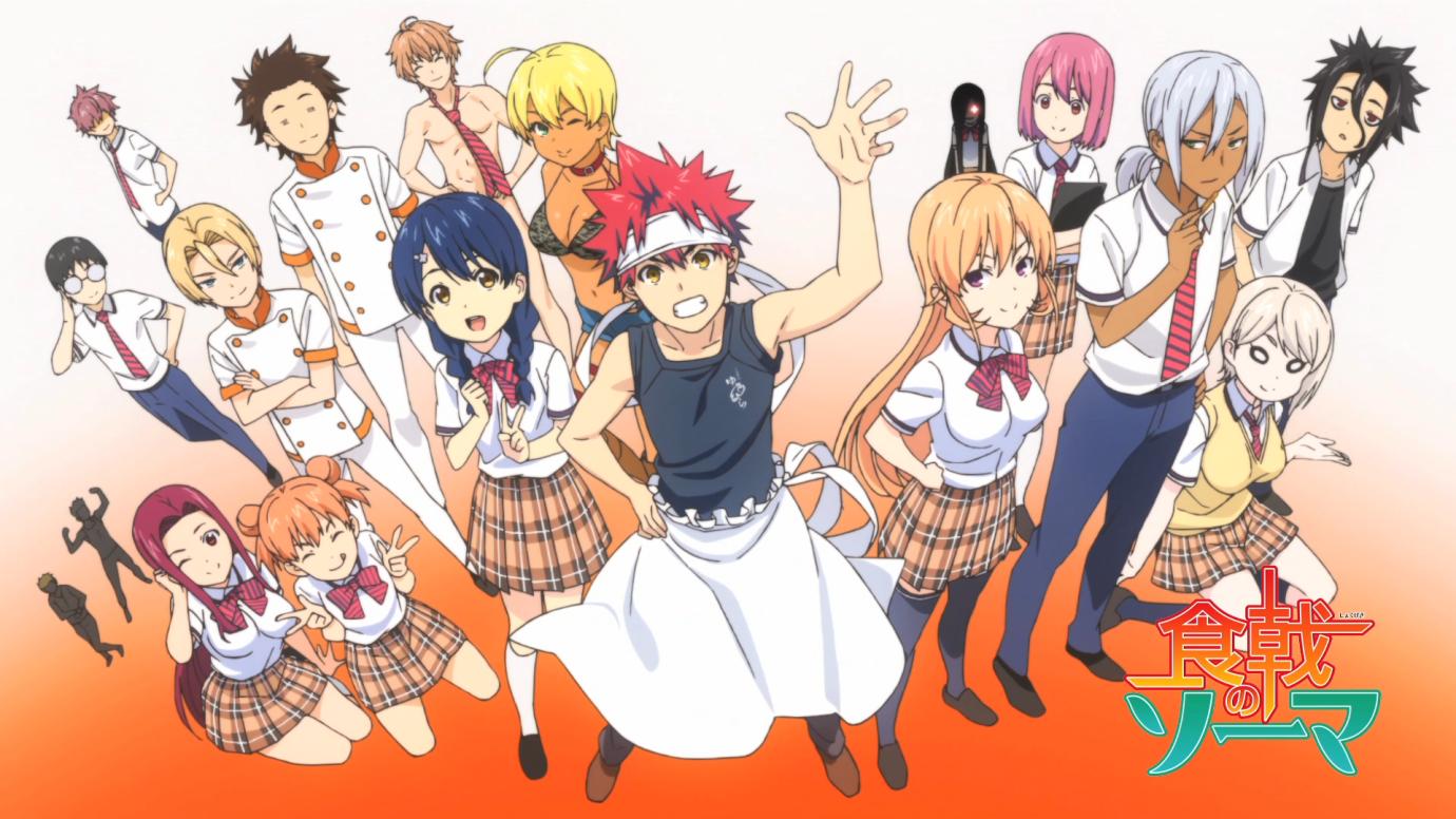 Food Wars: Shokugeki no Soma Season 2 Release Date