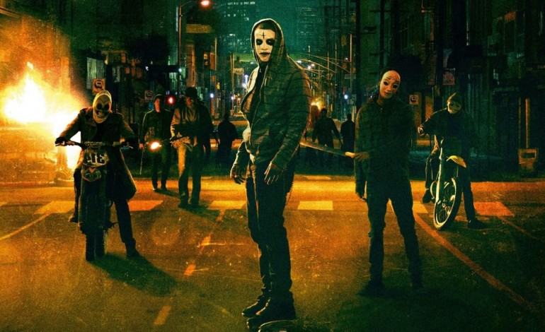 The Purge: Election Year Release Date