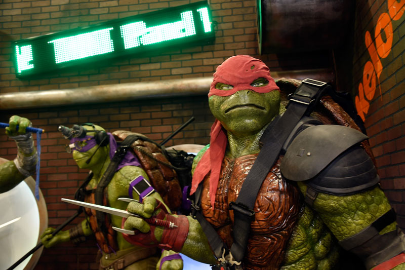 Teenage Mutant Ninja Turtles Release Date