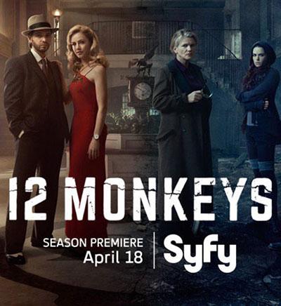 12 Monkeys Season 3 Release Date