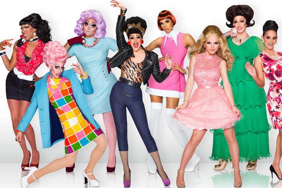 RuPaul's Drag RaceSeason 9 Promo 2