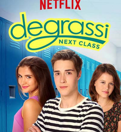 Degrassi: Next Class Season 2 Release Date