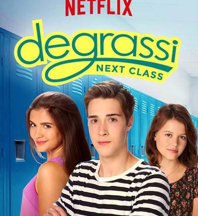 Degrassi: Next Class Season 2 Release Date
