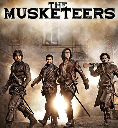 The Musketeers Season 4Release Date