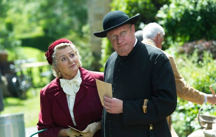 Father Brown Season 5 Promo 1