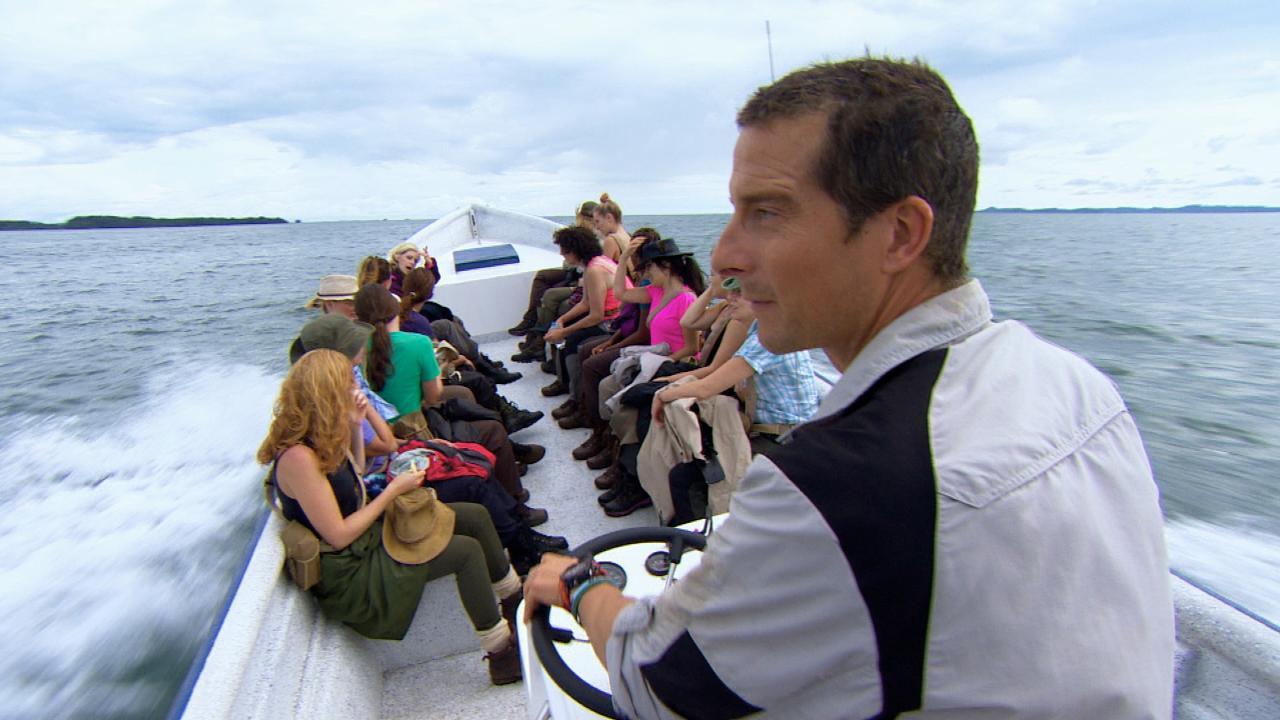The Island with Bear GryllsSeason 3 Promo 3