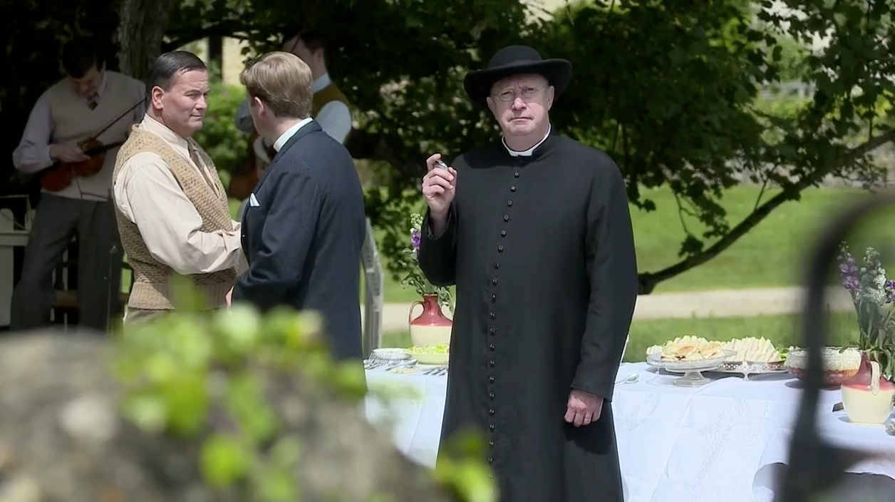 Father Brown Season 5 Promo 2