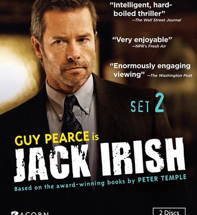 Jack Irish Season 2 Release Date