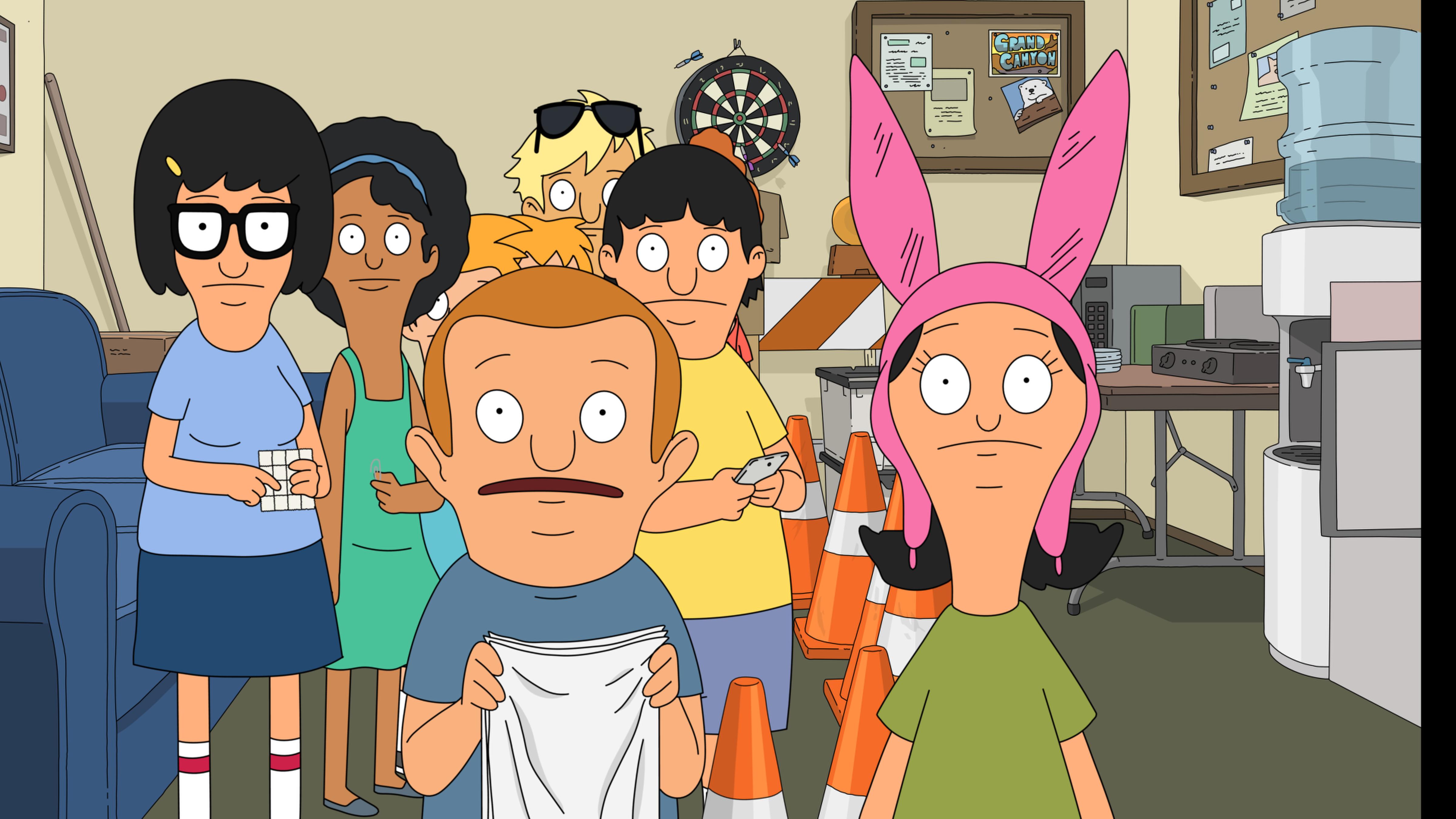 Bob's Burgers Season 8  Promo 3