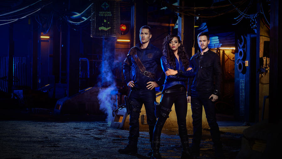 Killjoys Season 2 Promo 1