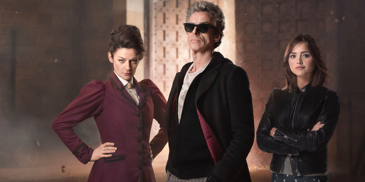 Doctor Who Season 10 Promo 3