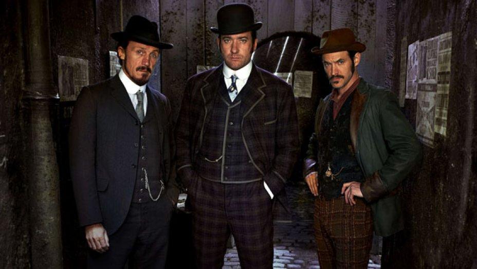Ripper Street Season 5 Promo 1