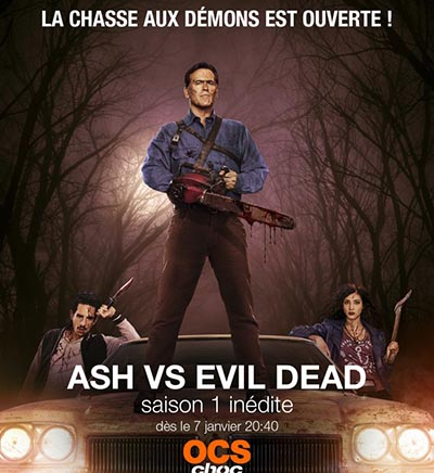 Ash vs Evil Dead Season 2 Release Date