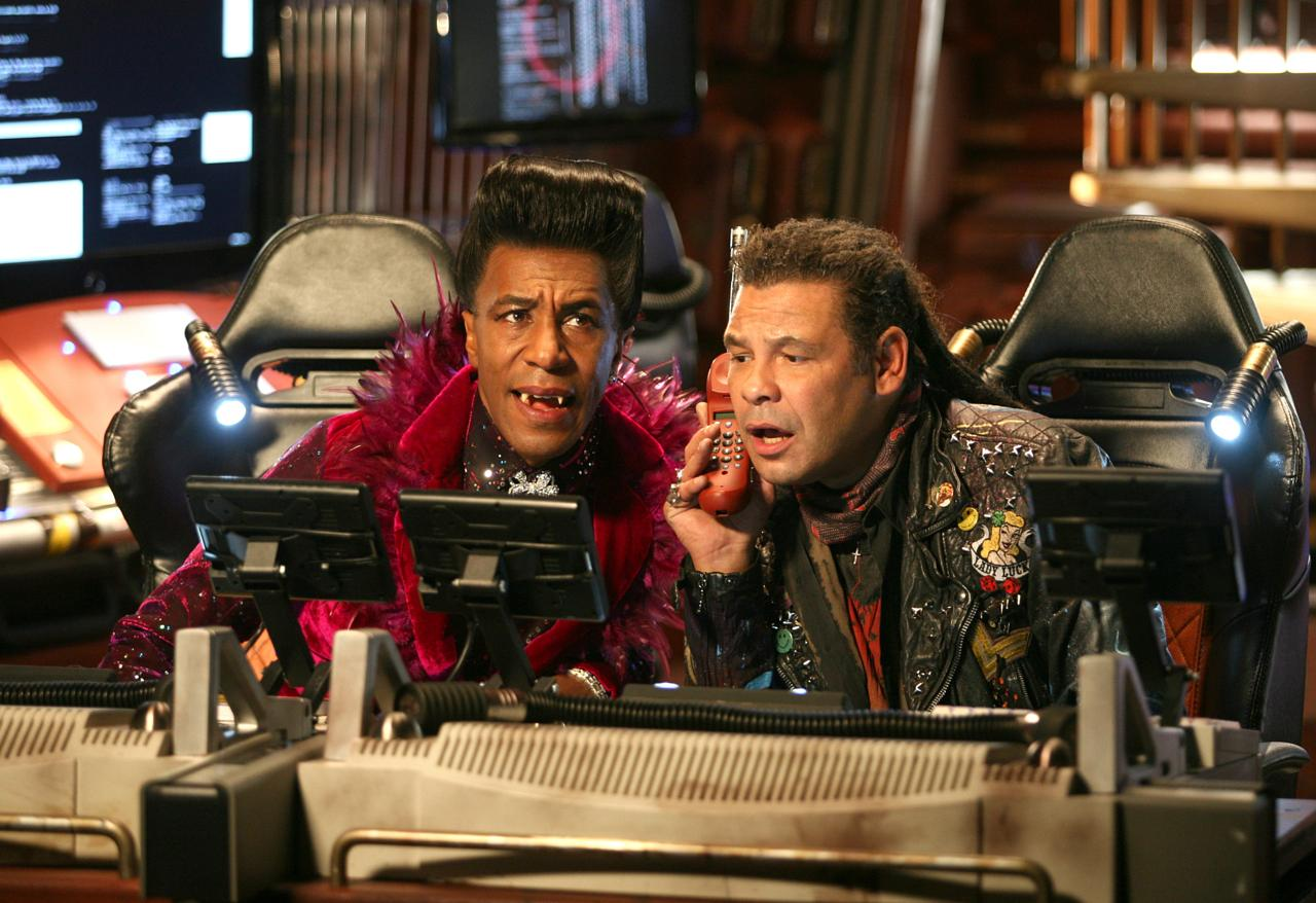 Red Dwarf Season 12 Promo 1