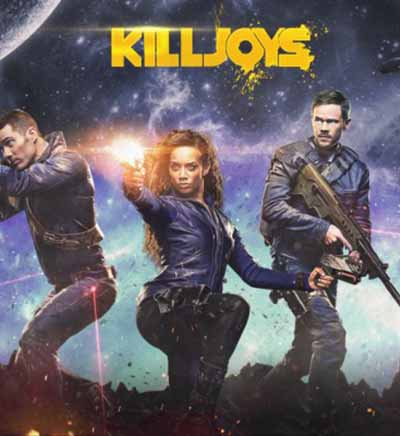 Killjoys Season 2 Release Date