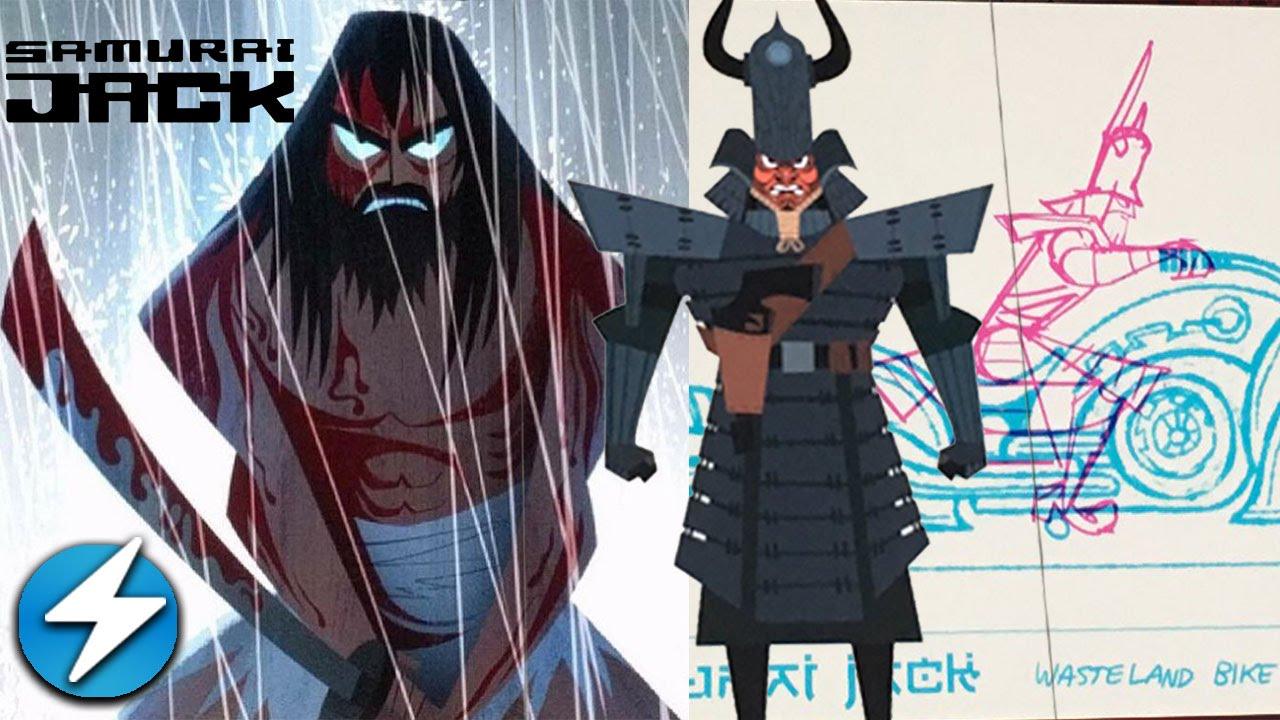 Samurai Jack Season 5 Promo 2