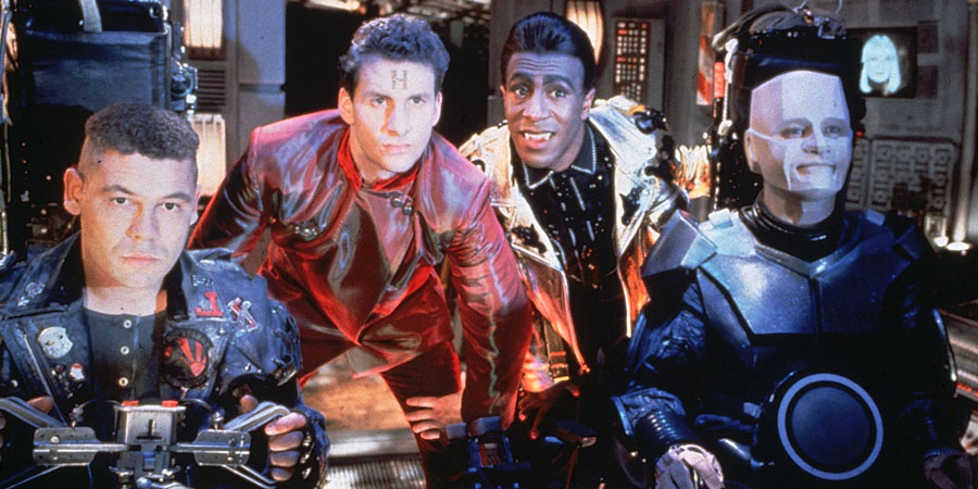 Red Dwarf Season 12 Promo 3