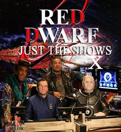 Red Dwarf Season 12 Release Date