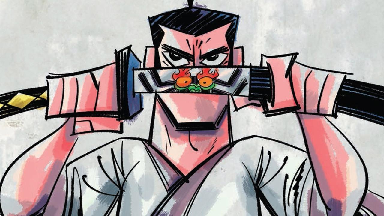 Samurai Jack Season 5 Promo 1